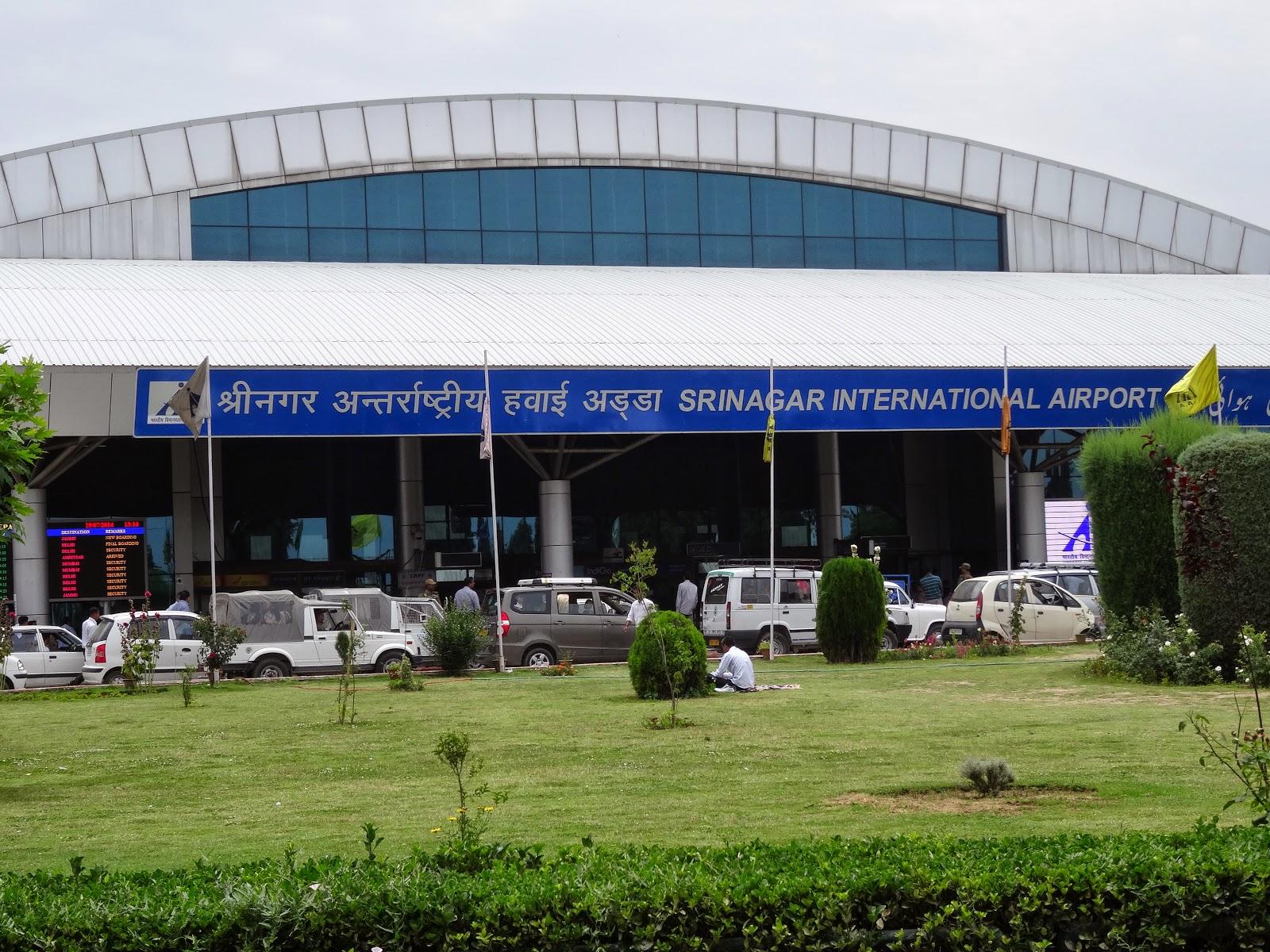 Srinagar Airport Vip Charter Service amarnath yatra